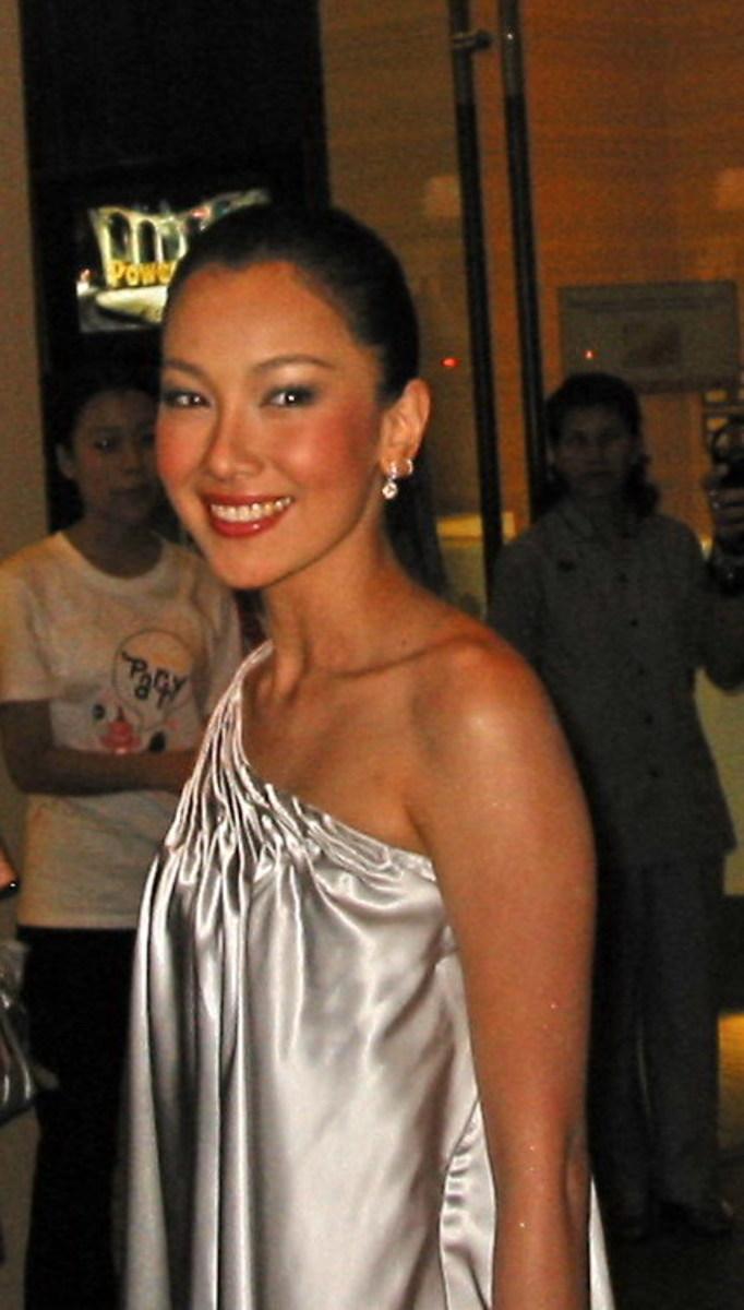 Noon Woranuch Wongsawan Most Beautiful and Sexy Thai Actress