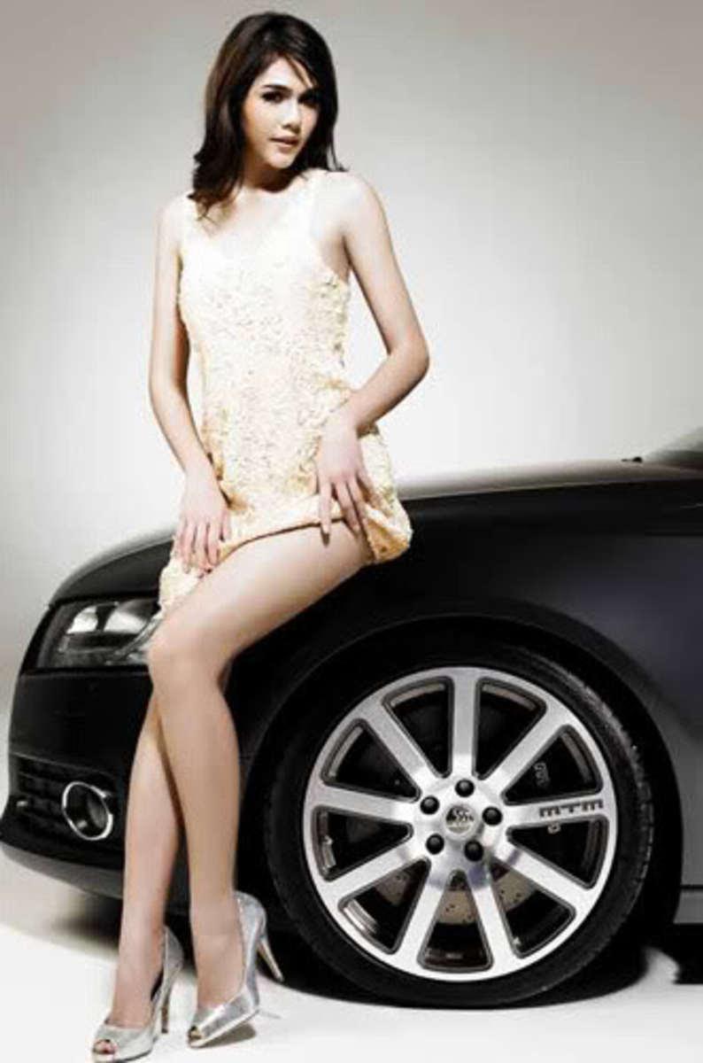 Chompoo Araya     Most Beautiful and Sexy Thai Actresses