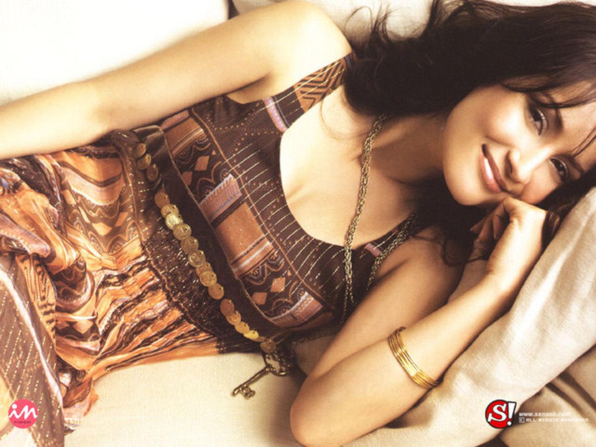 Ann Thongprasom Most Beautiful and Sexy Thai Actress