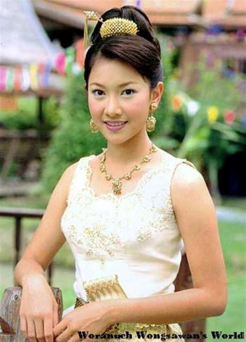 Noon Woranuch Most Beautiful and Sexy Thai Actress