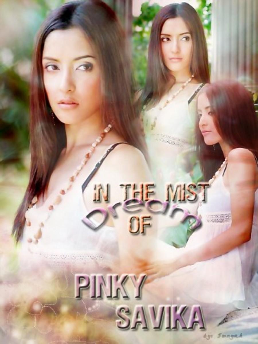 PINKY SAVIKA Most Beautiful and Sexy Thai Actress
