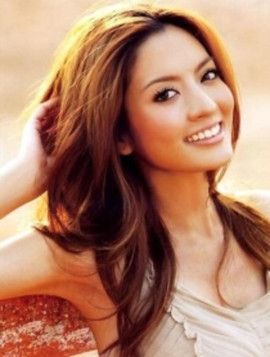 Aff Taksaorn Paksukcharoen Most Beautiful and Sexy Thai Actress