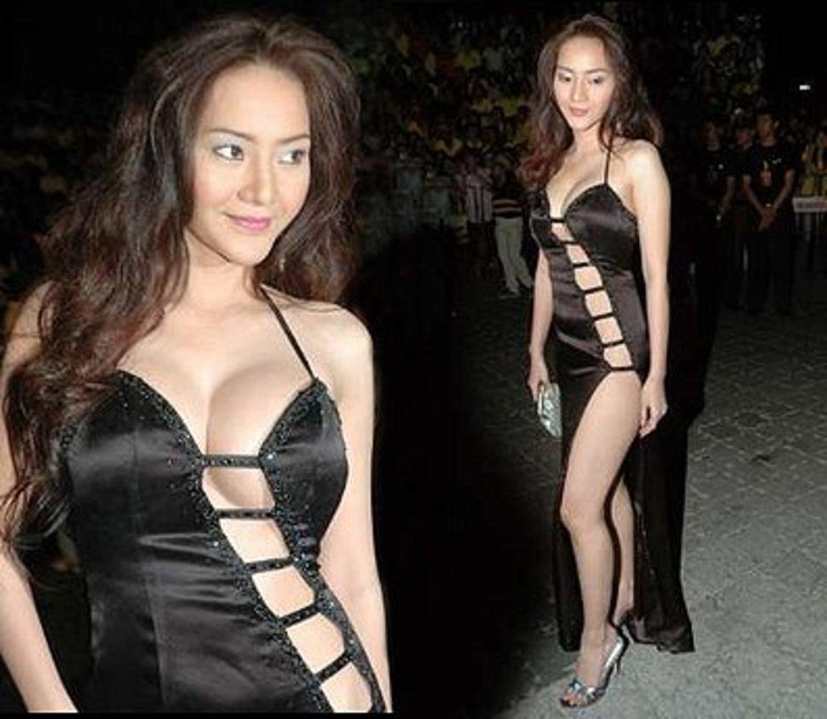 Chotiros Suriyawong Most Beautiful and Sexy Thai Actress