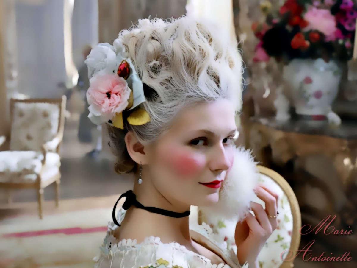 Marie Antoinette Timeslips