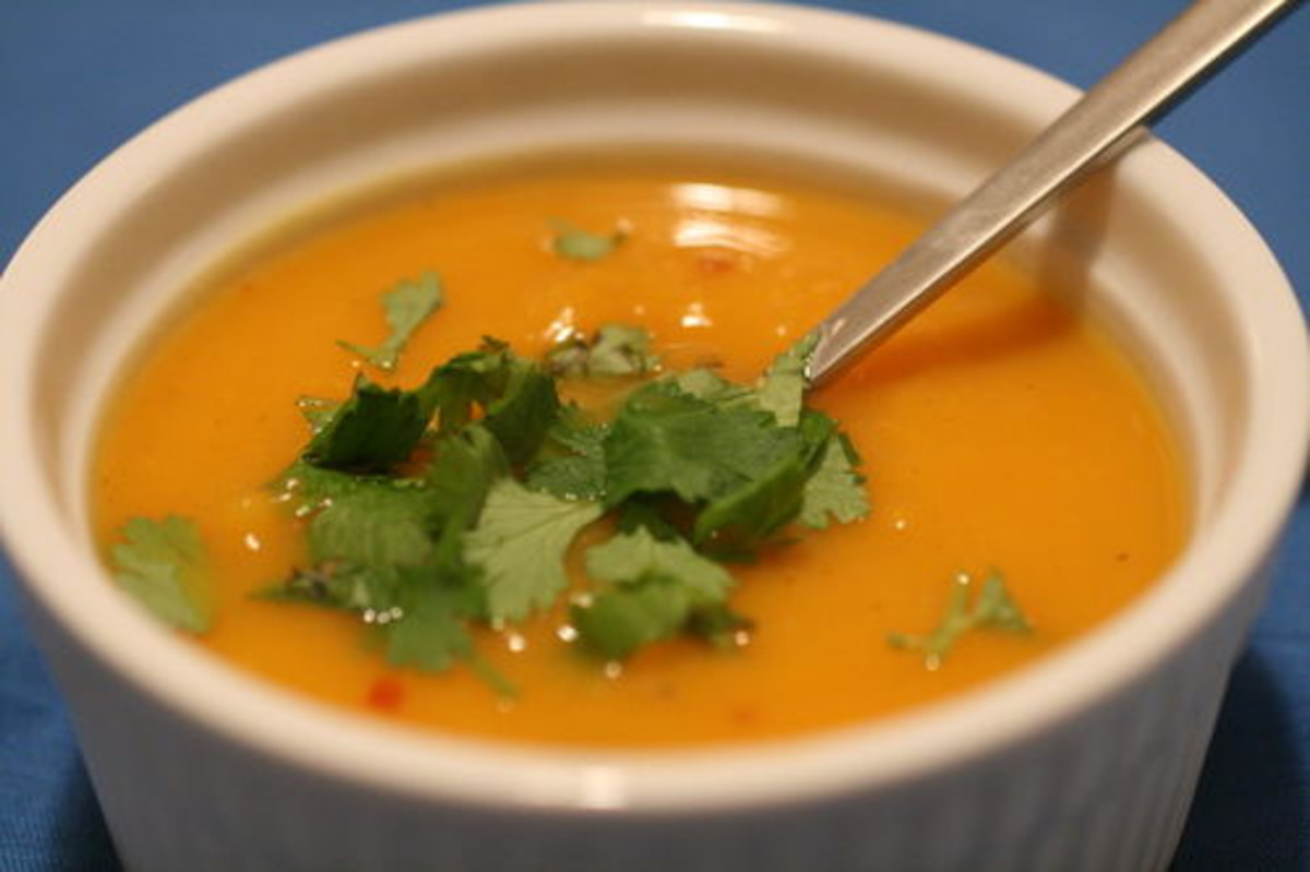 Dr. OZ recommends this healthy soup diet/print this out and start the diet today!!