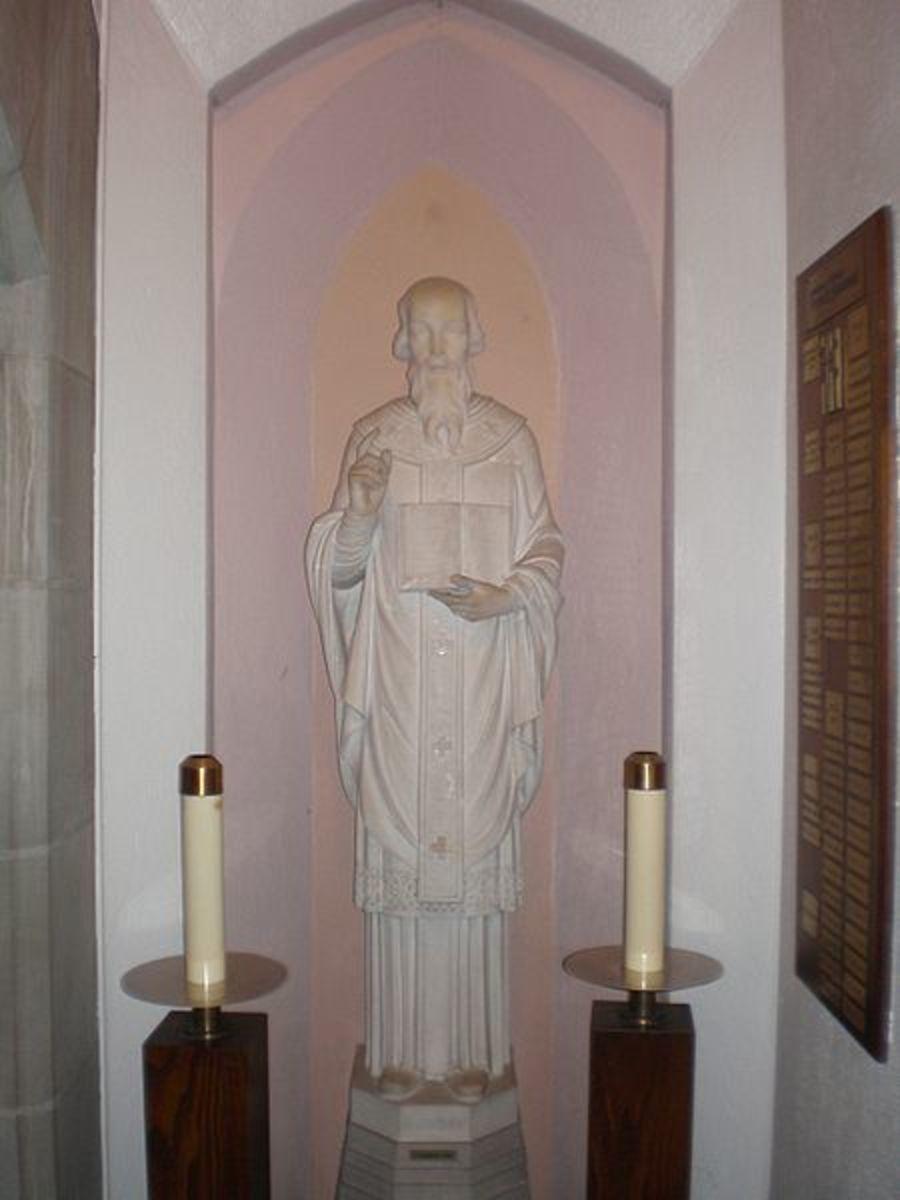 Icon of St Athanasius