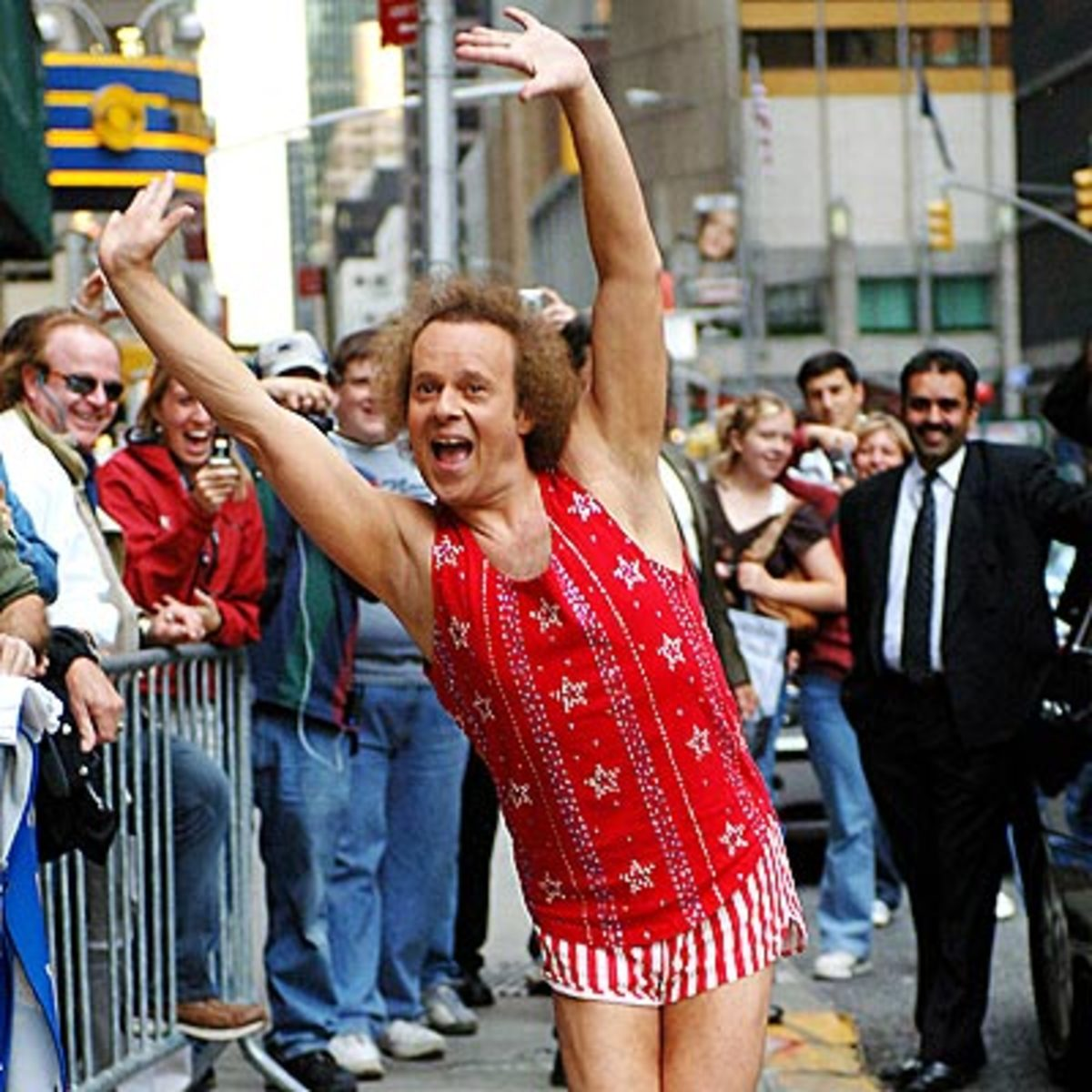 Richard Simmons Exercise DVD and Weight Loss Program