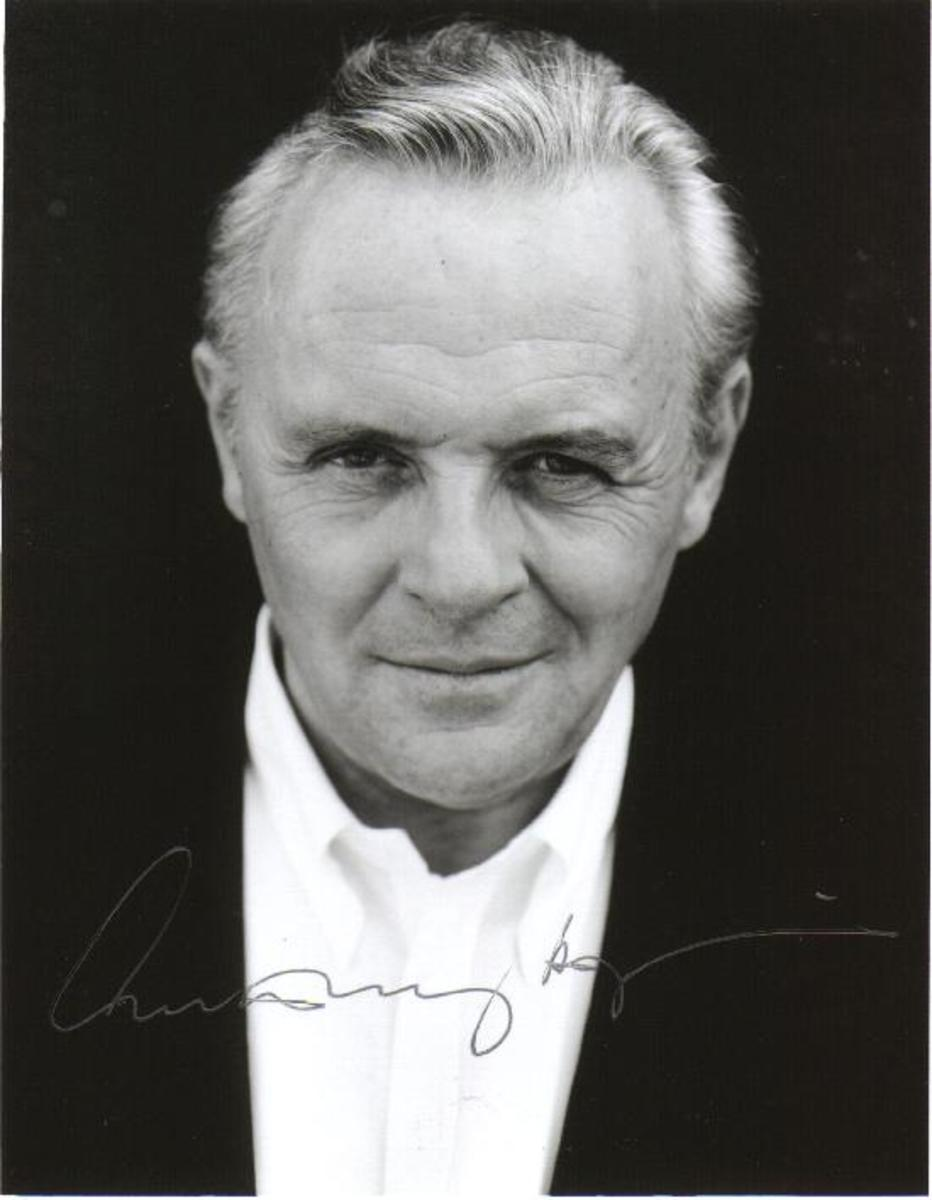 Anthony Hopkins  Best and Famous Welsh Actors and Actresses