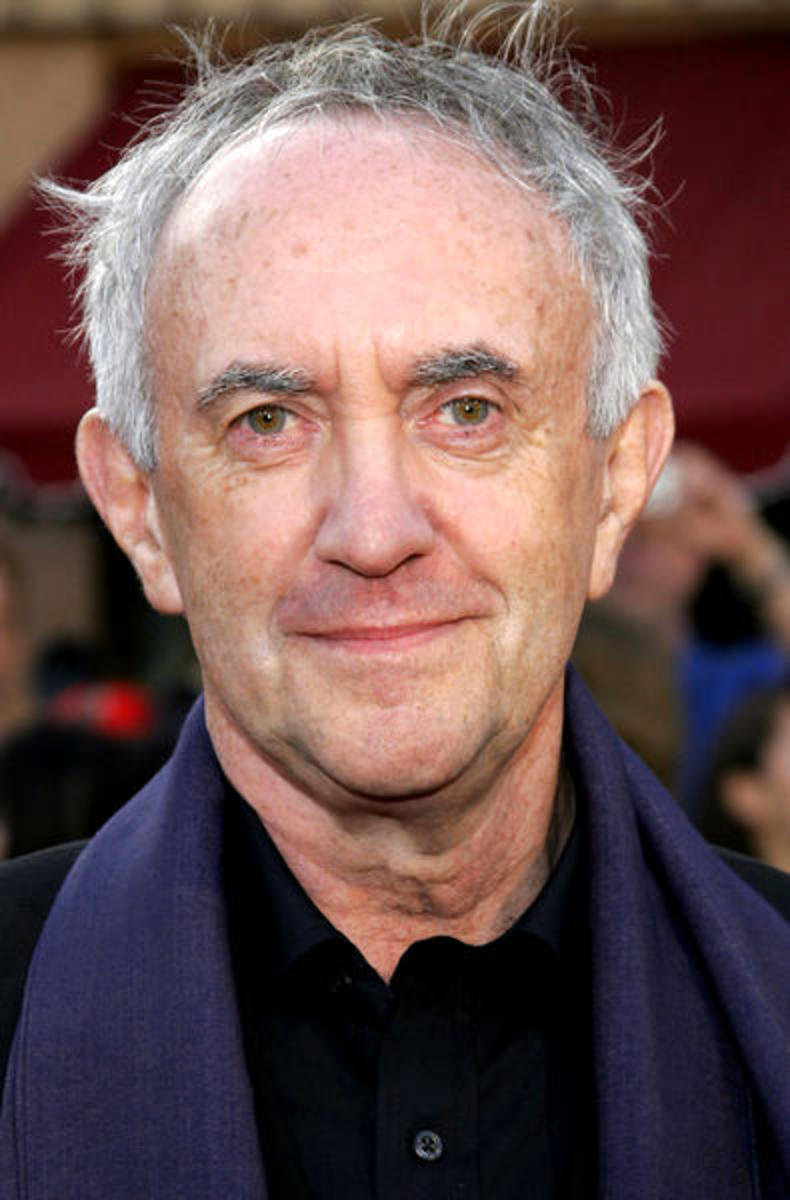 Jonathan Pryce Best and Famous Welsh Actors and Actresses