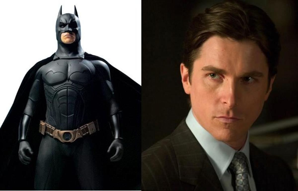 Christian Bale -- Batman   Best and Famous Welsh Actors and Actresses