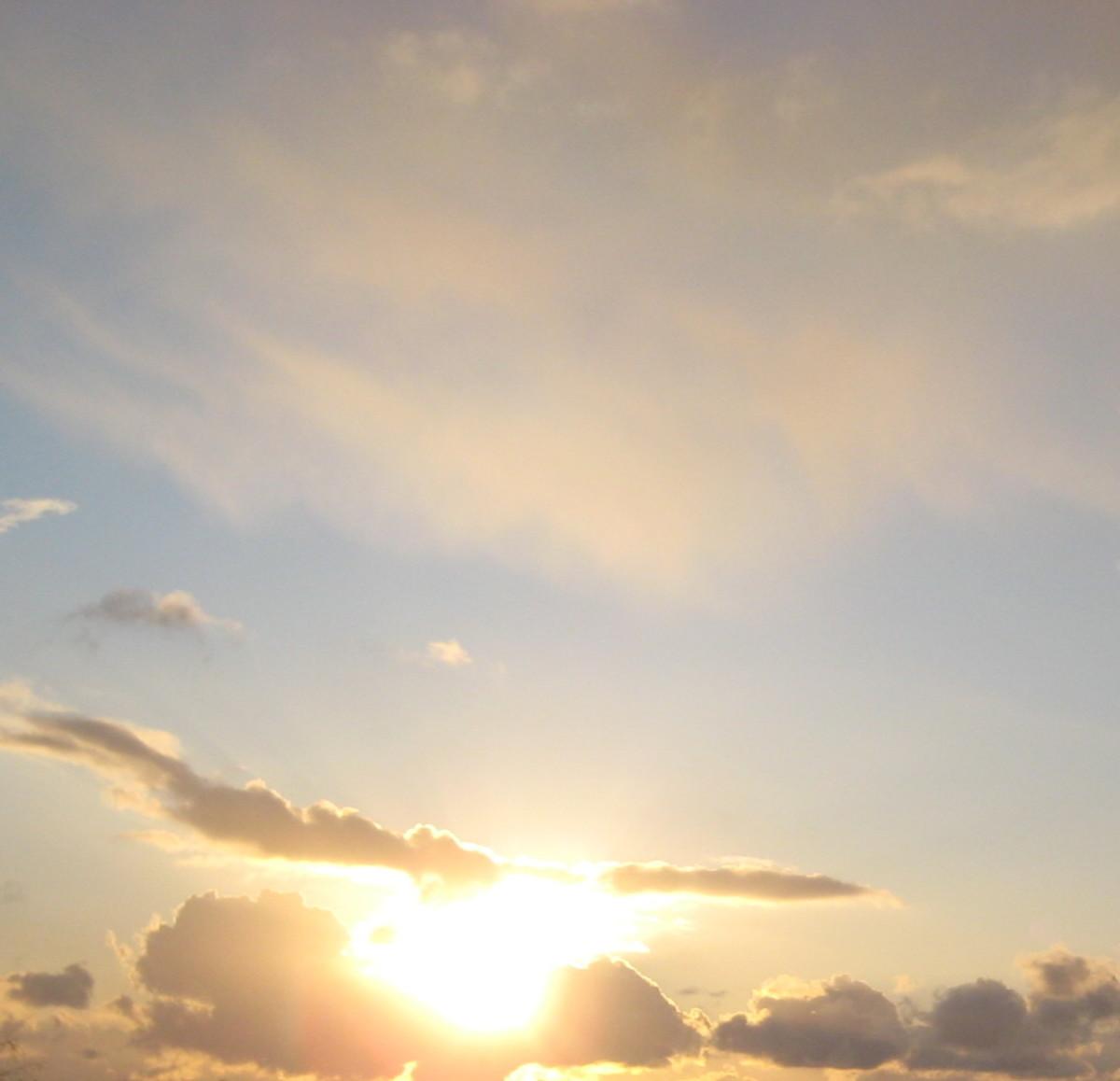 sky photo.