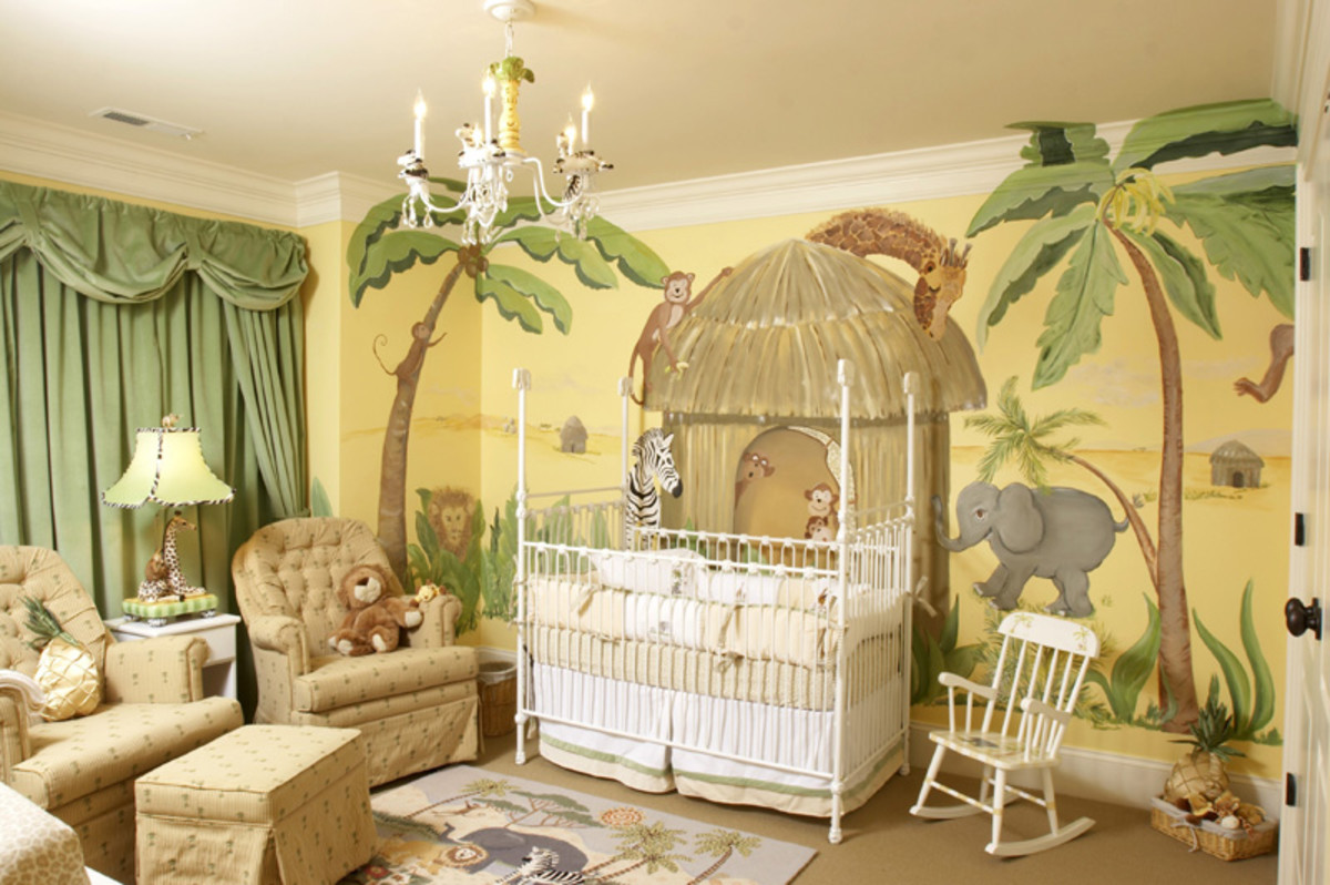 Jungle nursery