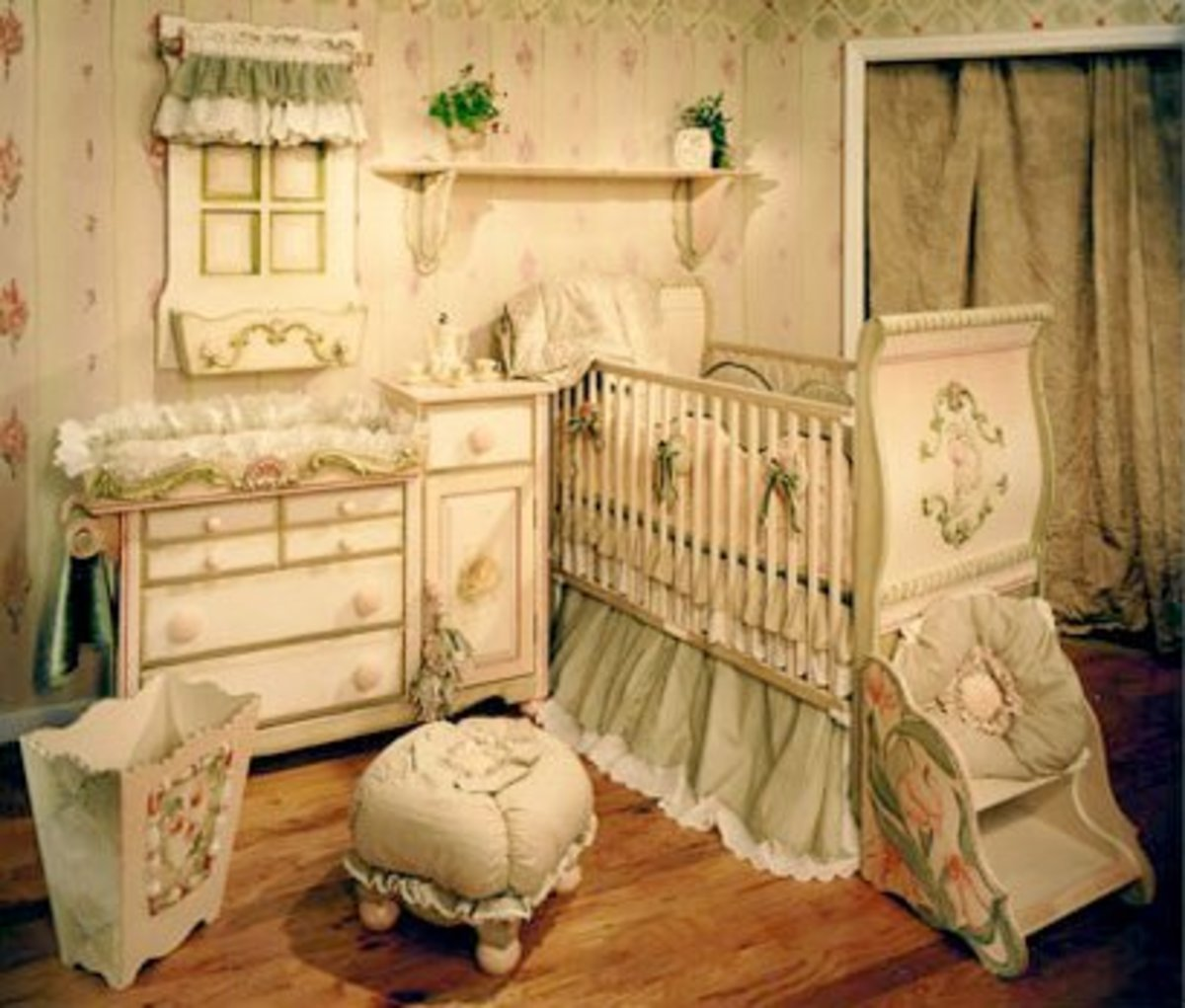princesses nursery