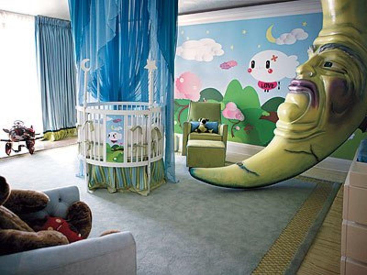 Moon nursery
