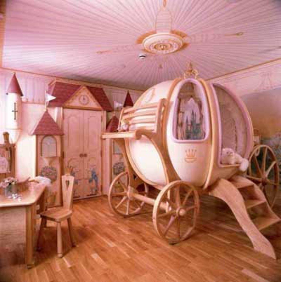Princesses nursery