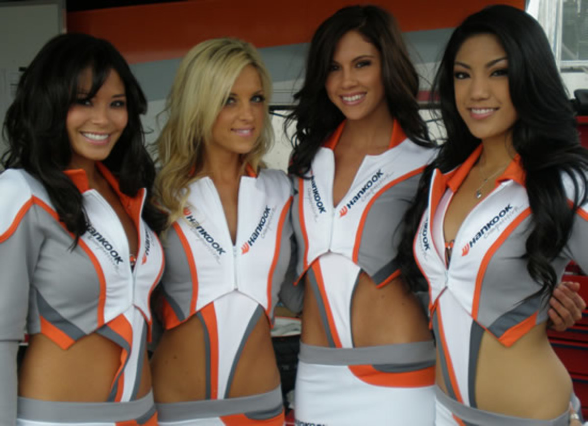 2009 Hankook Girls