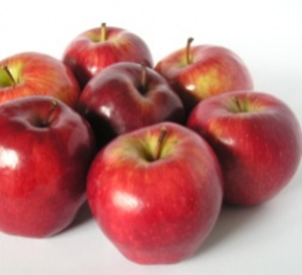 Apple Symbolism, Language and Myth