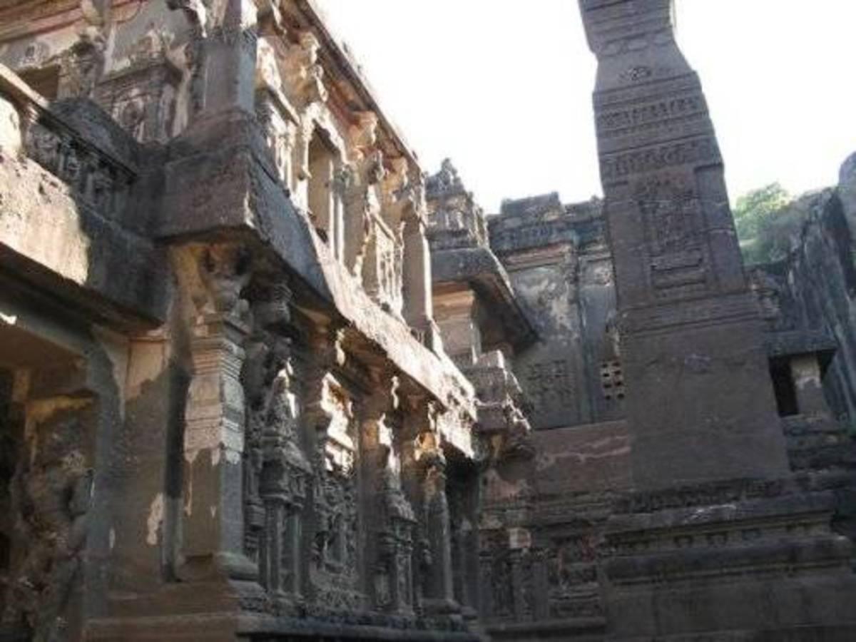 Iram- city of Pillars