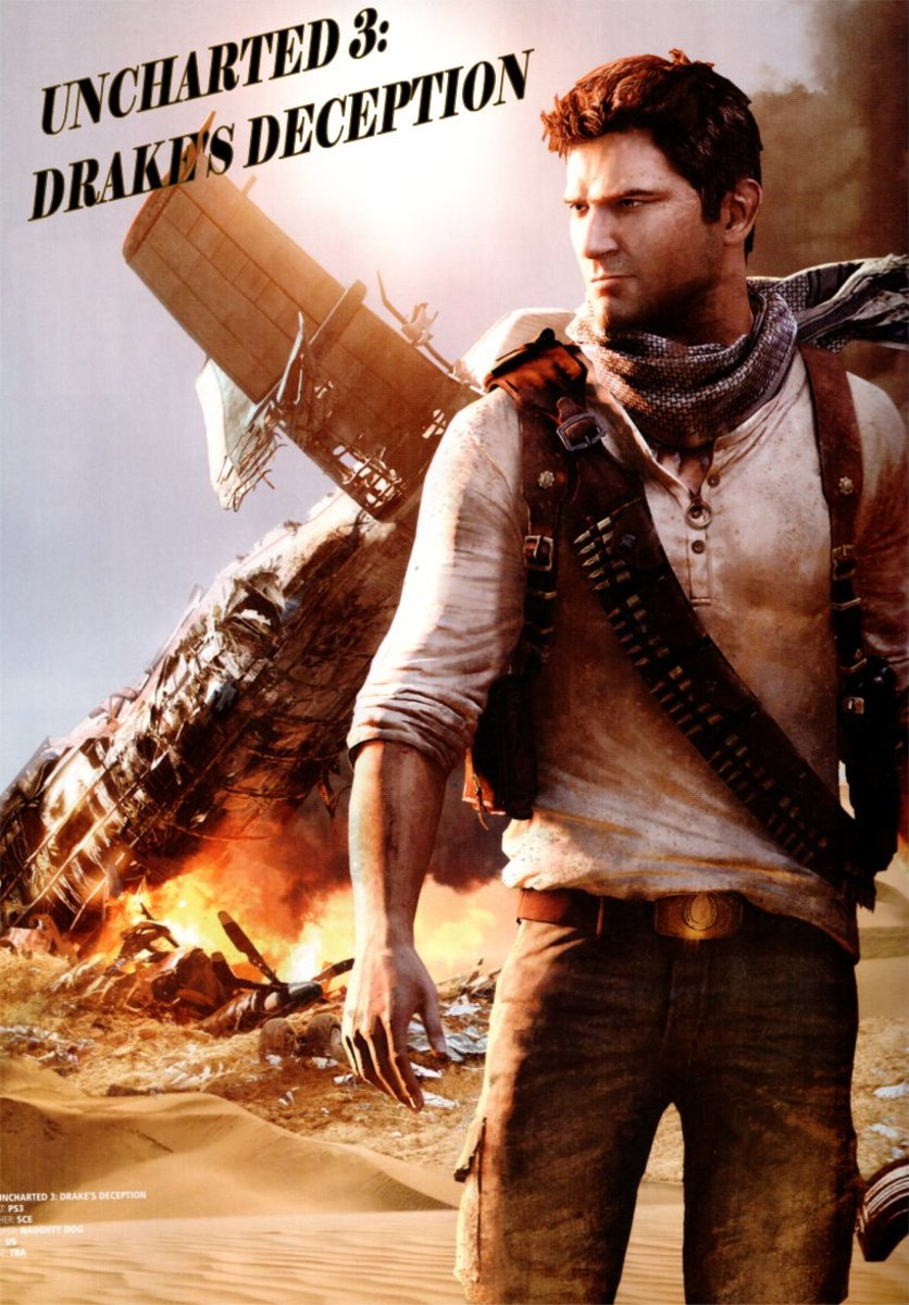 Uncharted 3: Drake's Deception - First Look