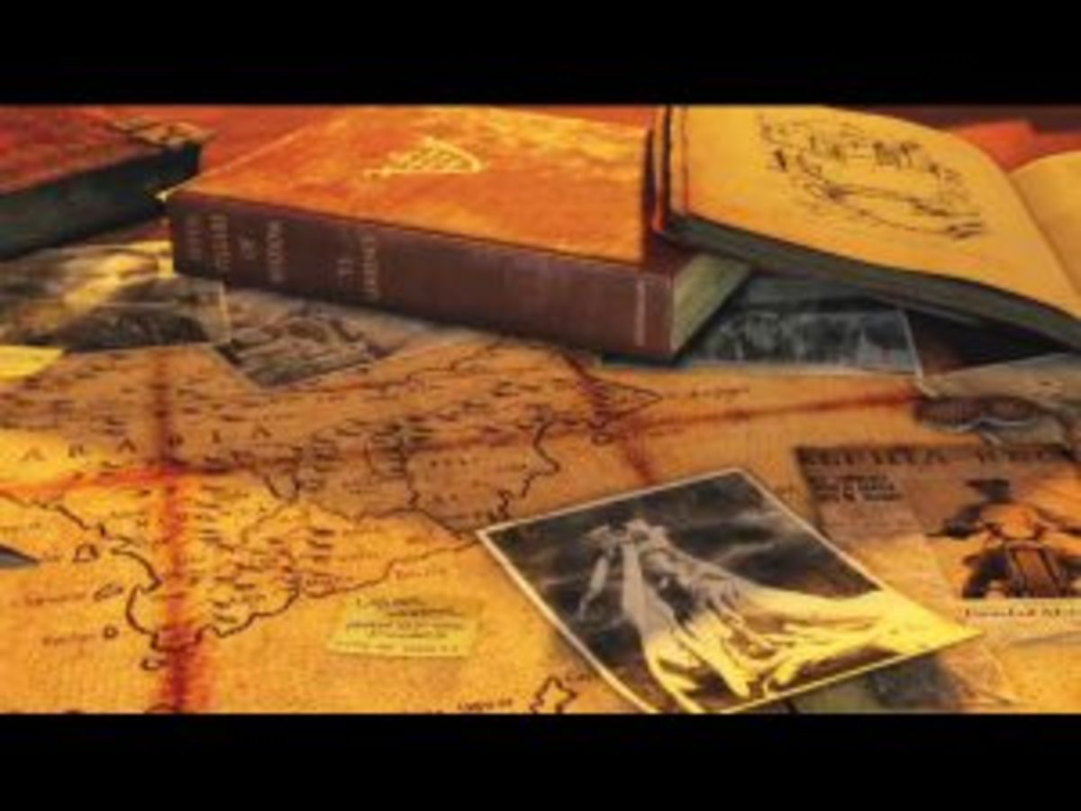 TE Lawrence's diaries