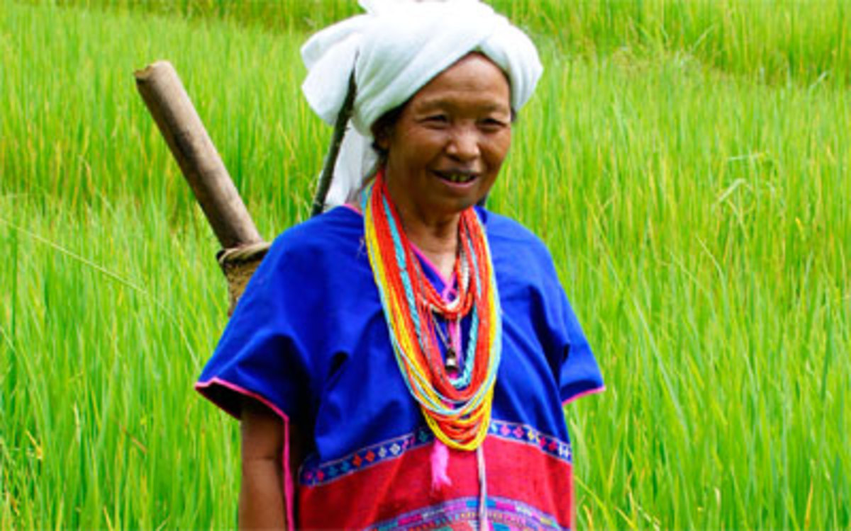 The History Of Thailand's Karen Hill Tribe People