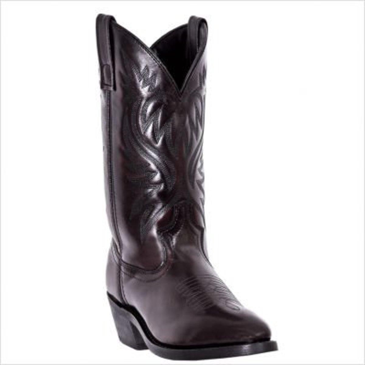 """Laredo Men's 12"""" Trucker Boot"""