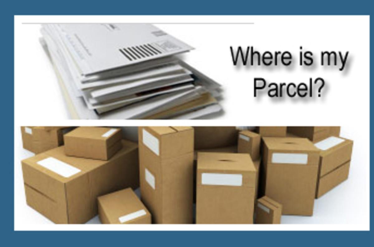 Philippine Postal EMS - Claim your Parcel