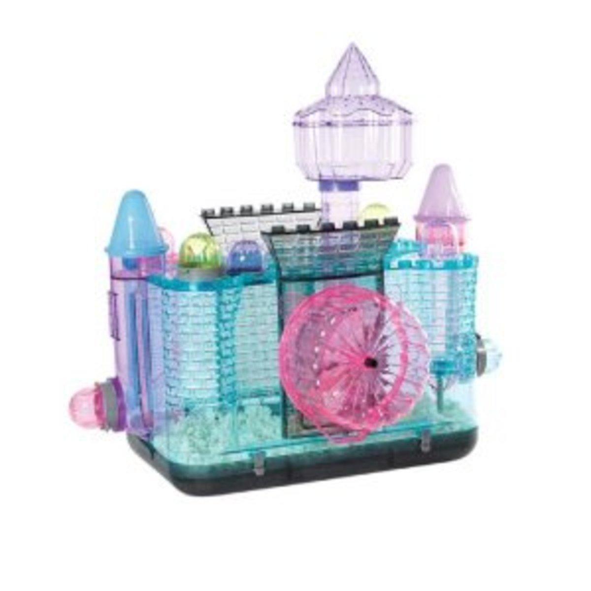 Cool Hamster Cage Biddie Buddies Palace