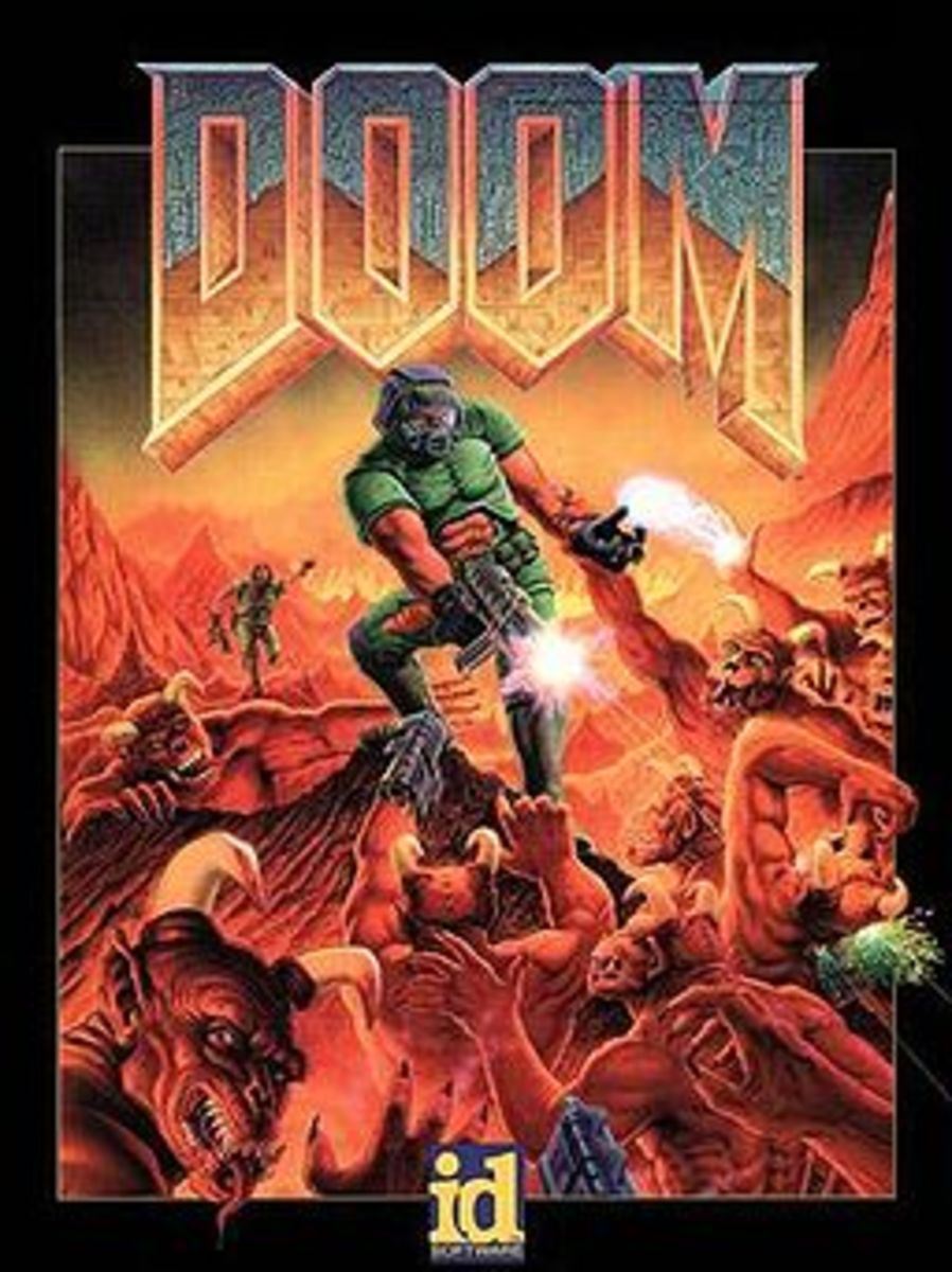 DOOM on PC and MAC was a revelation in gaming