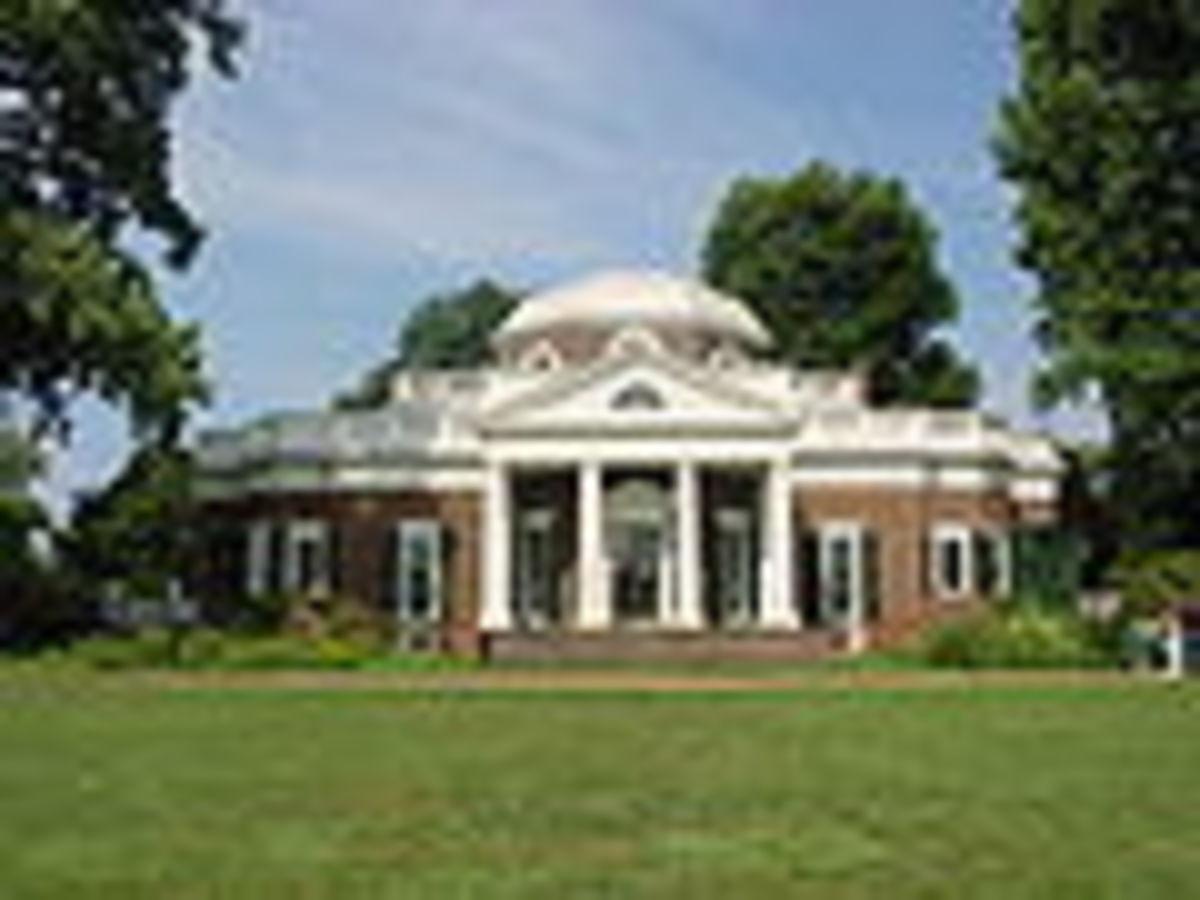 Thomas Jefferson's estate