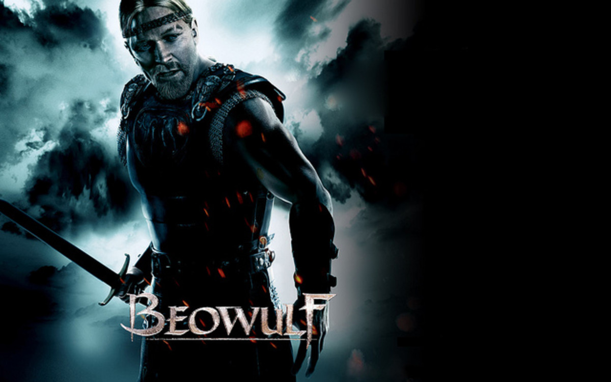 Beowulf, a famous legend