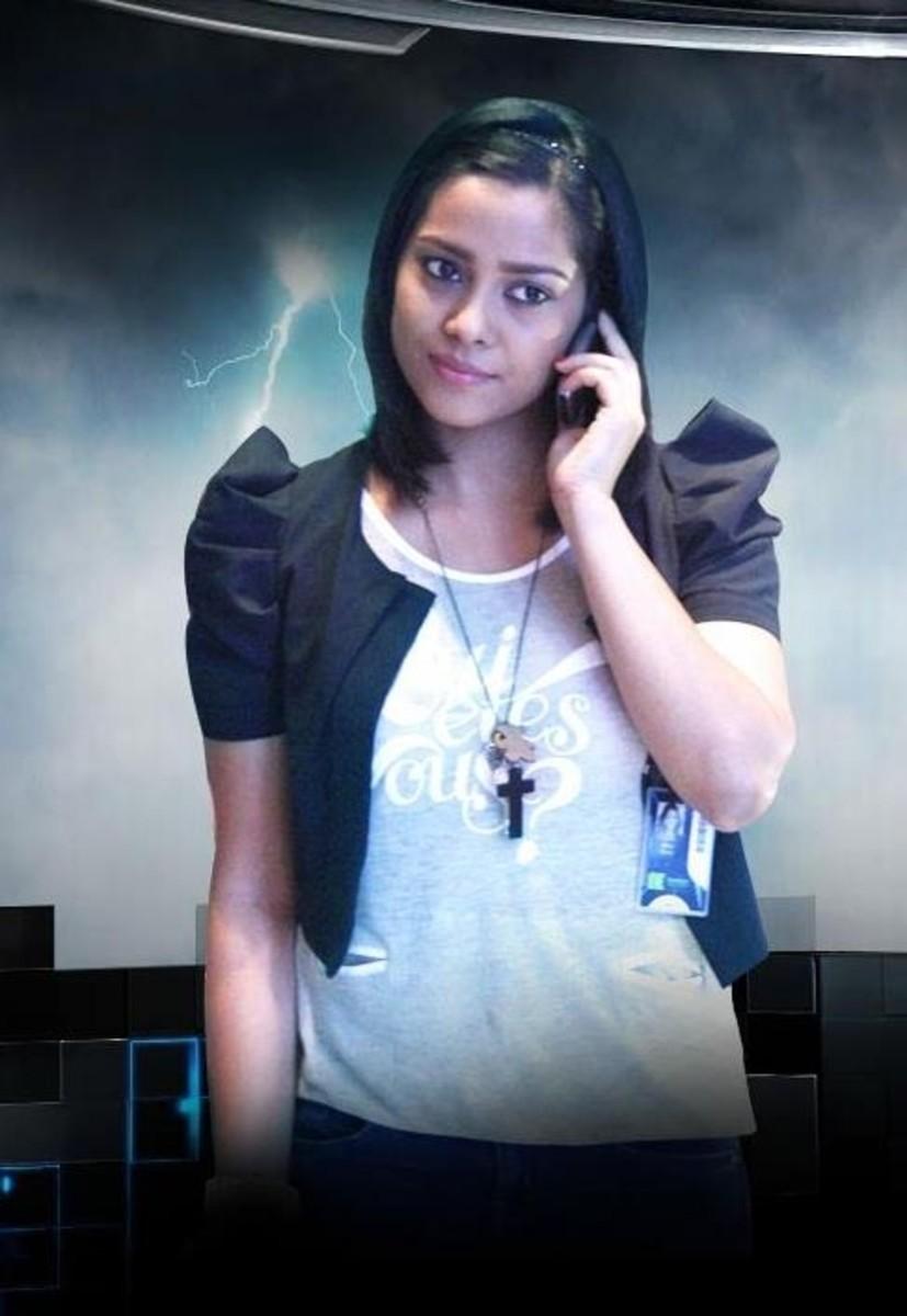 Shahana Goswami as Jenny Nayar in Ra.One