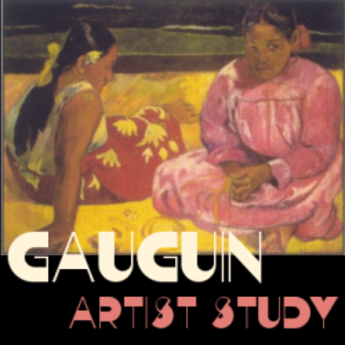 Gauguin Artist Study