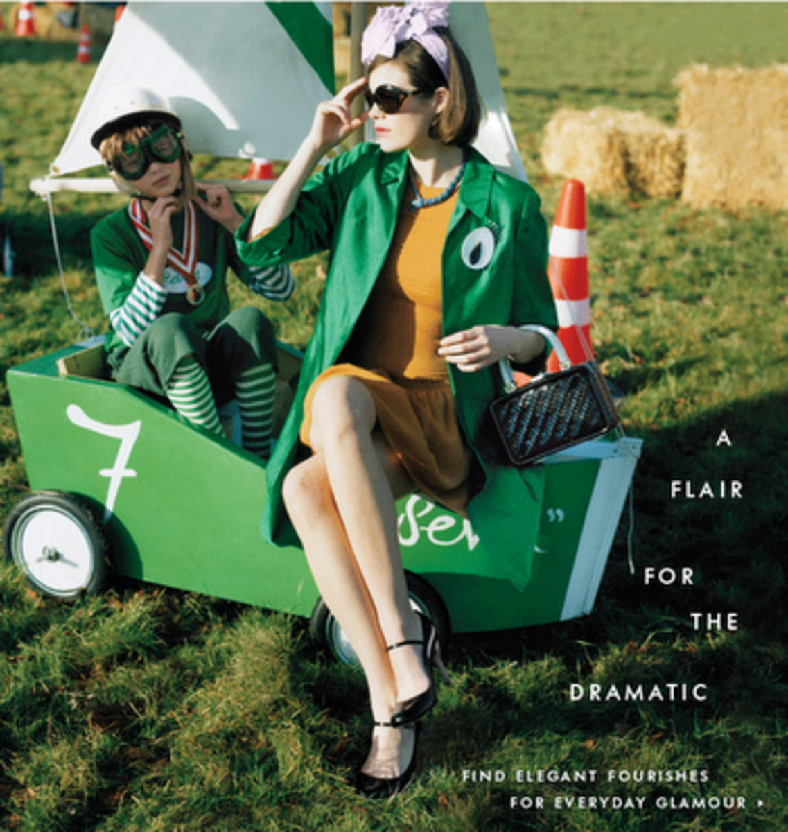 Kate Spade Ads: Get Design Inspiration