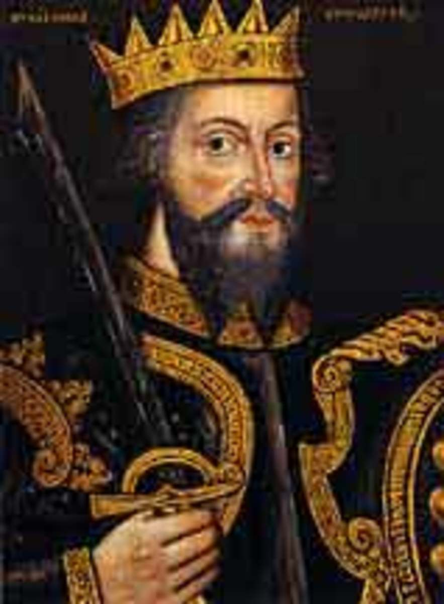 King William I of England AKA William The Conqueror
