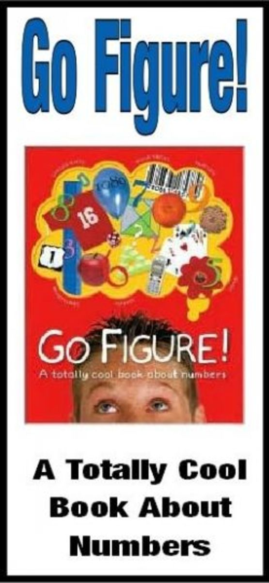 Go Figure! A totally cool book about numbers