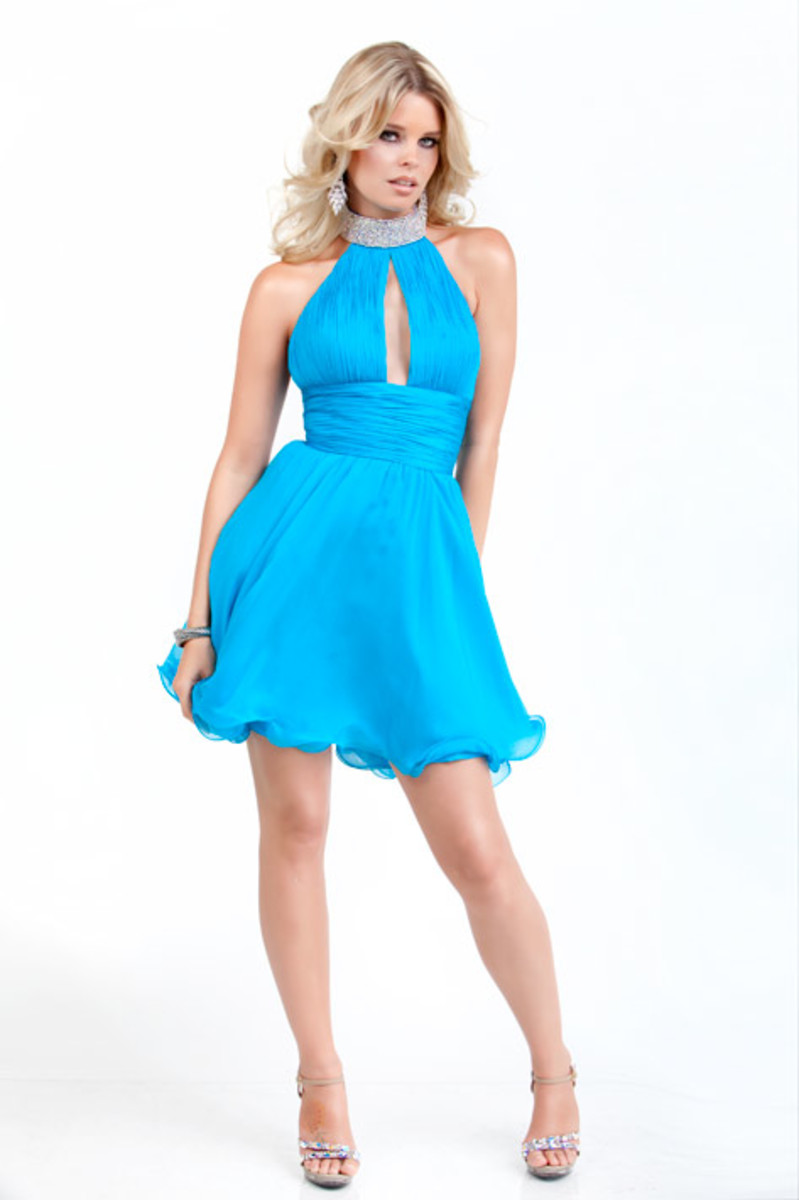 Baby Doll in Blue