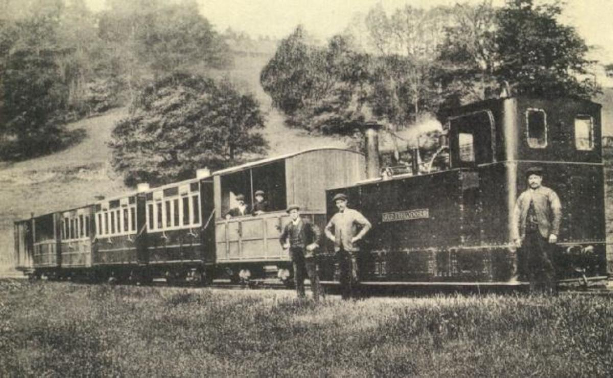 Re-Discover the Glyn Valley Tramway