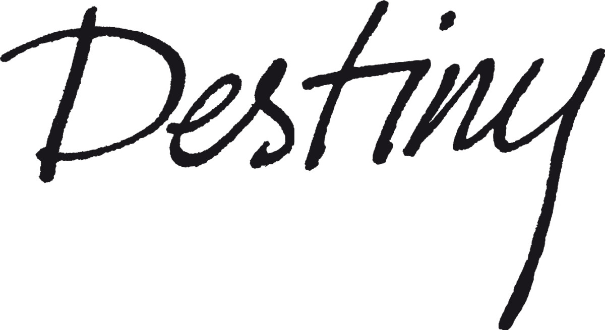 Destiny Or Fate  Letters