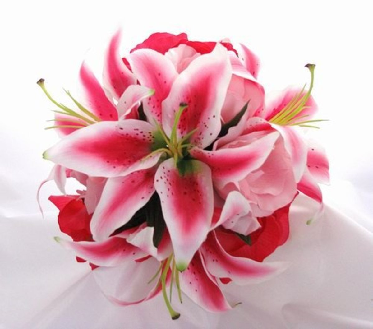 Beautiful Star Gazer Lily Bouquet