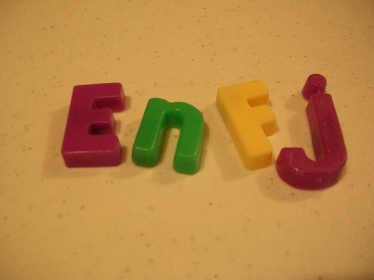 ENFJ Profile of Interests - The Enabler Personality Type