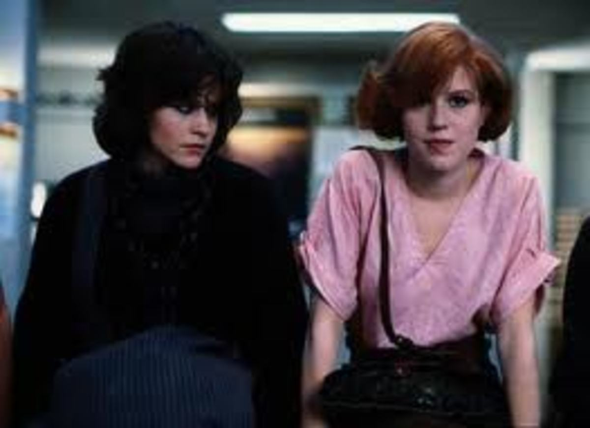breakfast club essay scene Watch molly ringwald, ally sheedy's funny deleted 'breakfast club' scene a new video essay featuring hughes' production notes and rare promotional and archival.
