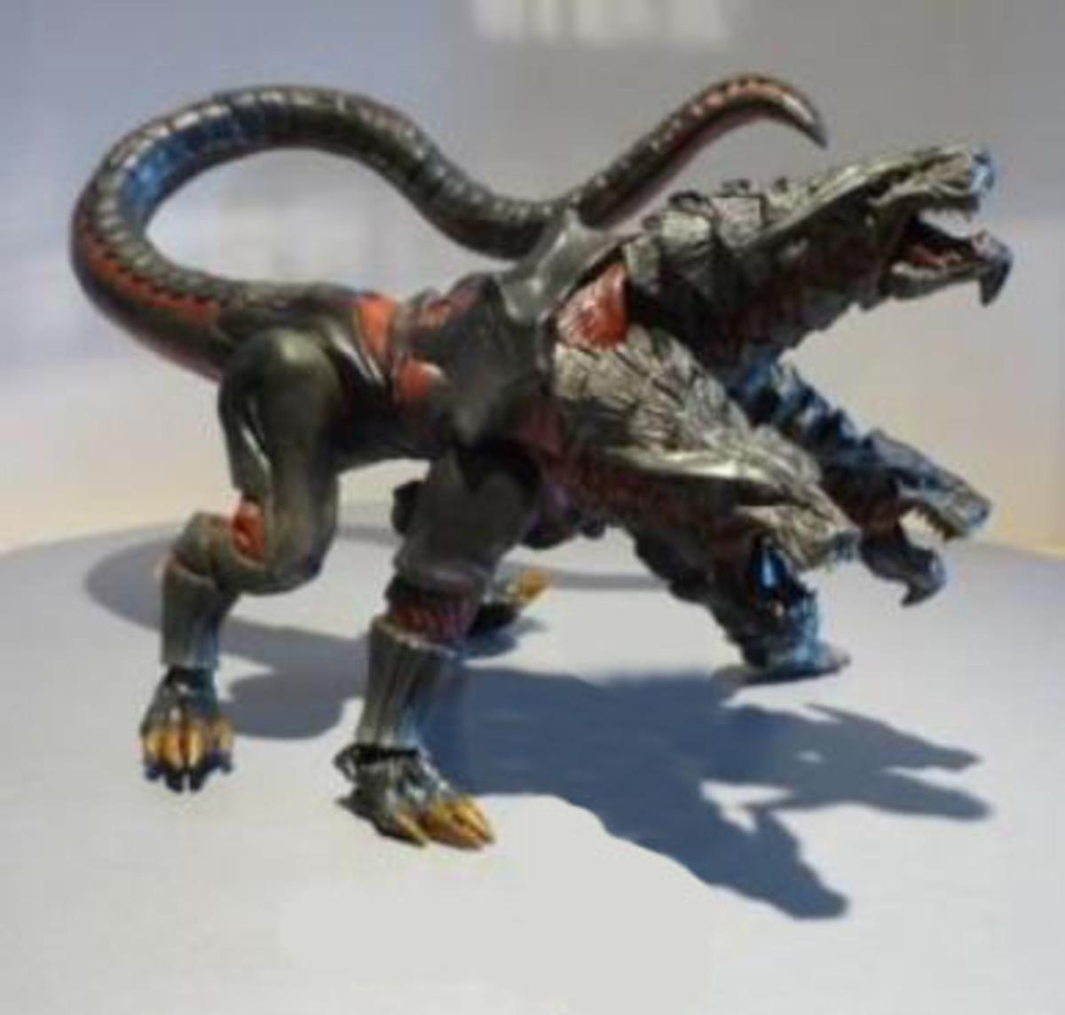 Chimera Hydra Cerberus Orthrus Greek Mythological Creatures