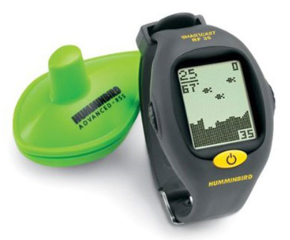 Best wrist fish finder 2016