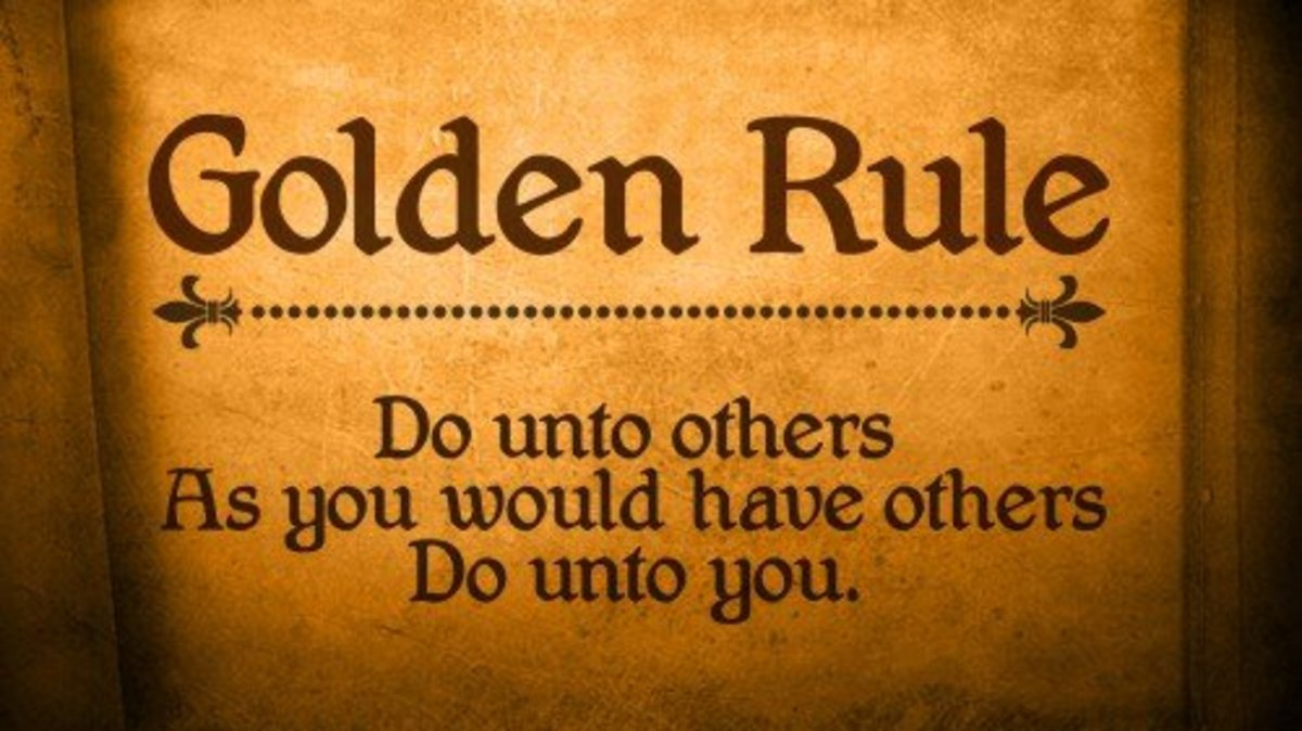 Golden Rule: Every Religion Has One