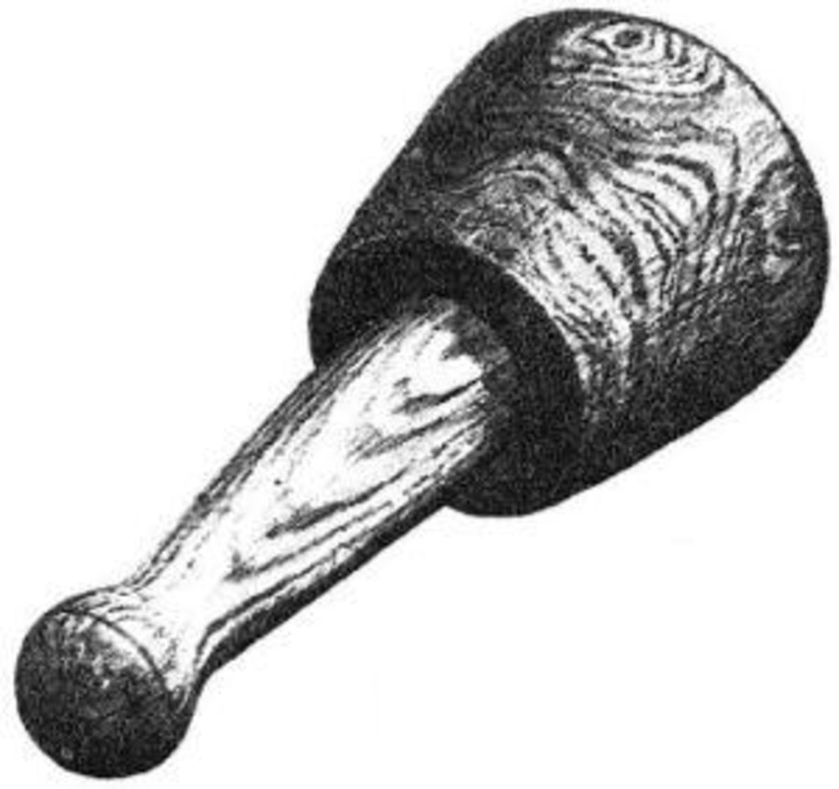 Malleus - an ancient hammer