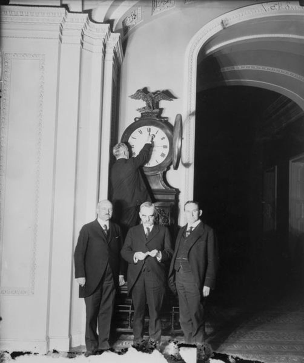 What time Is It? A History of Daylight Savings Minnesota and Elsewhere