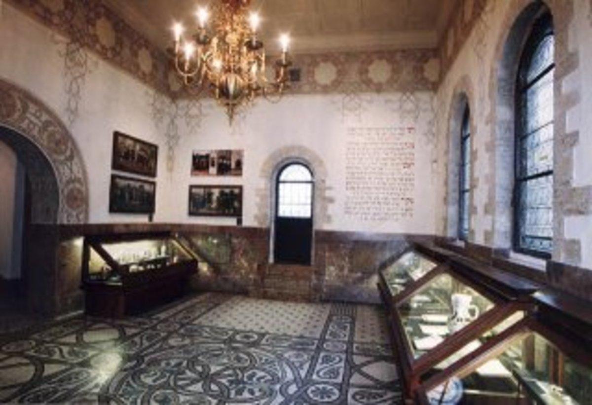 Ceremonial Hall Interior