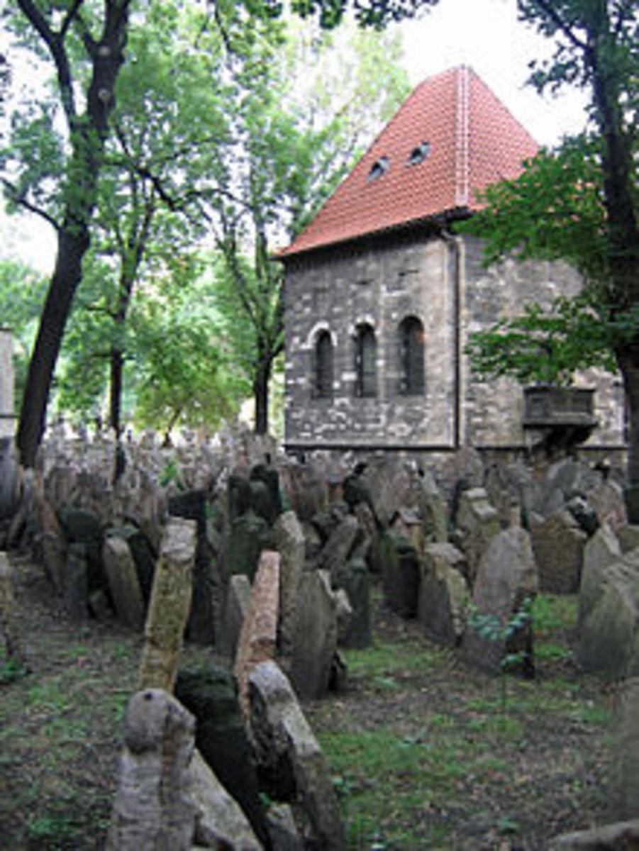 Prague's Jewish Quarter