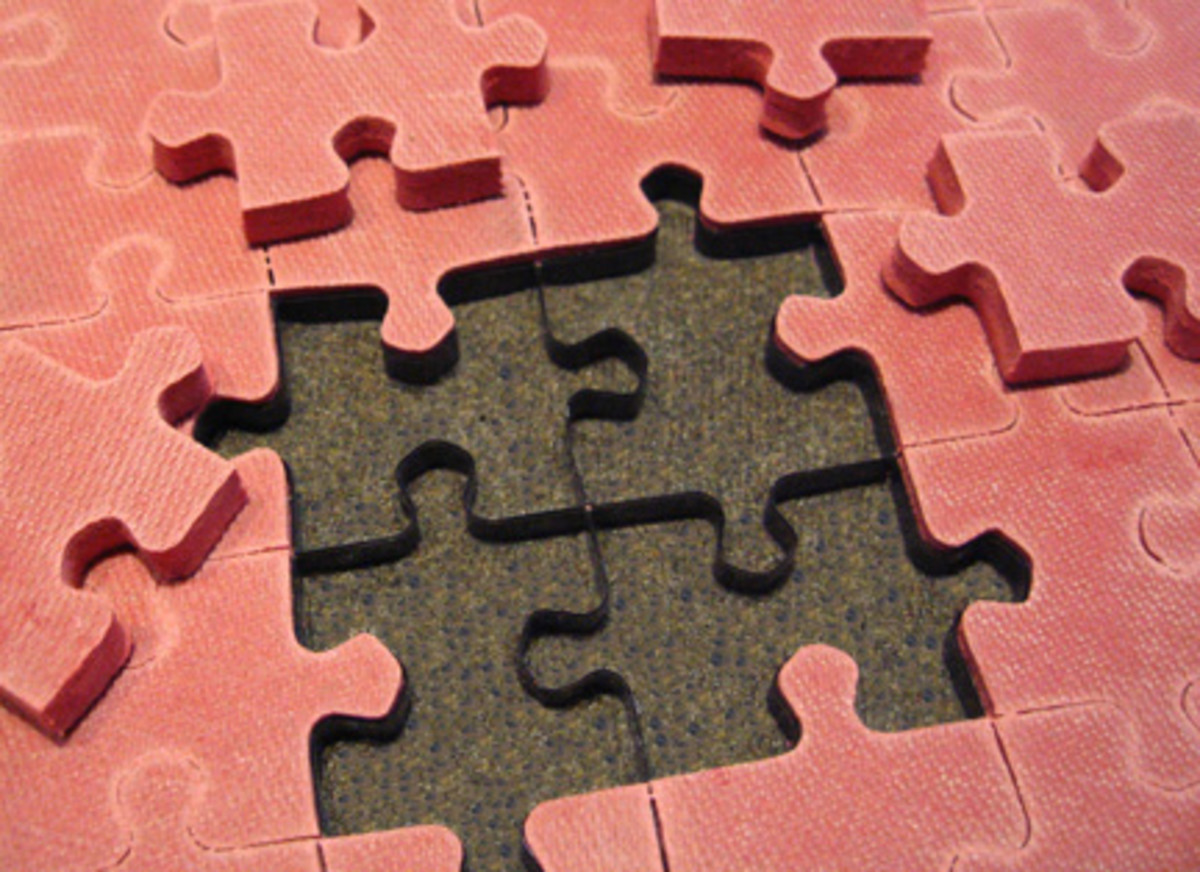 Strategy to solving Jigsaw puzzles